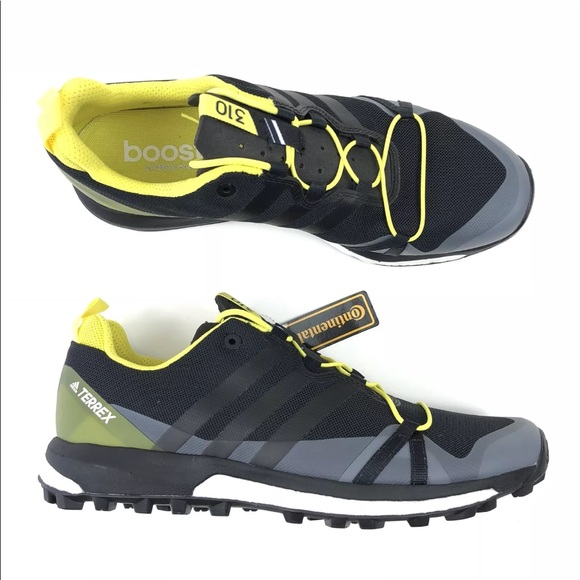 4c254bc4d6c17 Adidas Boost Terrex Agravic Trail Running Outdoor